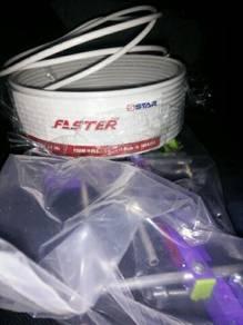 Antenna digital 14e Mytv/Myfreeview untuk Decoder
