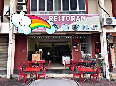 Restaurant untuk diambilalih/sambung bayar