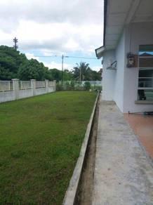 Labuan single storey semi-detached for sale