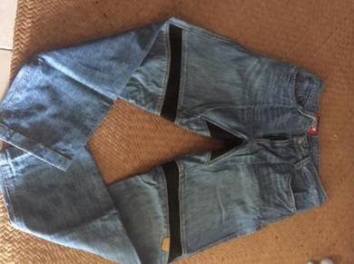 Icon victory riding jeans
