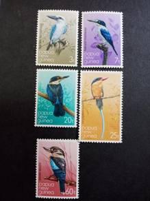Papua New Guinea 1981 Birds No 3069