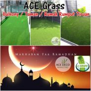 Promosi Pemborong Ramadhan Rumput Tiruan