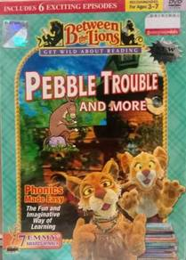 Between The Lions Pebble Trouble And More DVD