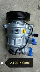A4 2014 Aircond Compressor New Denso