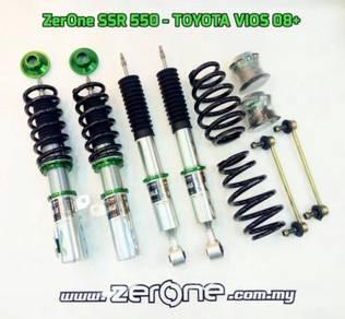 Zerone SSR550 Fully Adjustable Vios 08+ NCP93