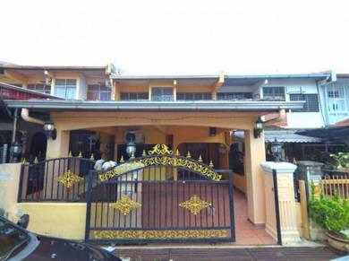 Double Storey Taman Tuanku Jaafar Senawang Negeri Sembilan