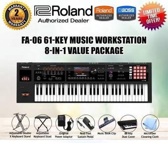 ROLAND FA-06 Workstation Digital Piano