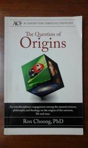The questions of origins