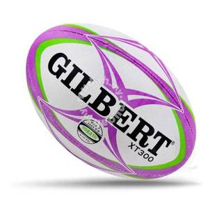17RA Gilbert XT300 - Size 3 Training Rugby Ball