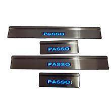 Perodua Myvi Passo LED Side Sill Step Side Step