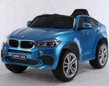 Car Ride On Toys Baby Licensed Ride On Car BMW X6M