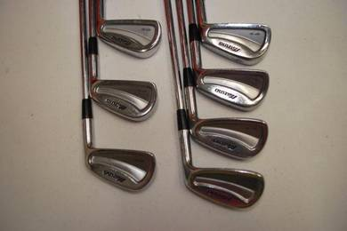 Mizuno MP 30 Golf Irons Steel Shaft