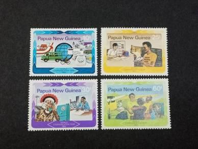 Papua New Guinea 1983 Communication No 3075
