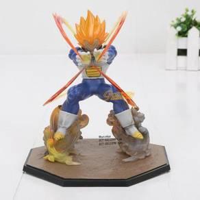 Dragon Ball Z Super Saiyan Vegeta PVC Action Figur