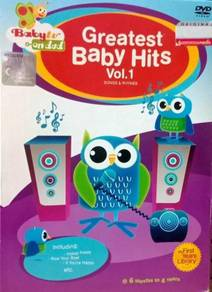 Baby TV Greatest Baby Hits Vol.1 DVD