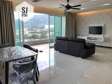 Central park middle floor Good environment rare in the market