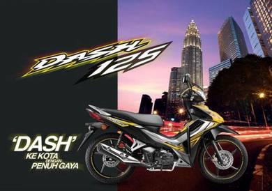 HONDA DASH 125cc
