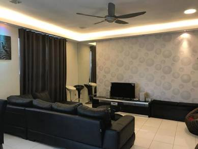 24/7 gated and guarded house for rent at MJC