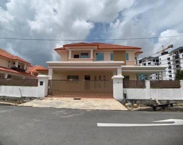 Double Storey Semi-D House at Sunlight Garden, Luak