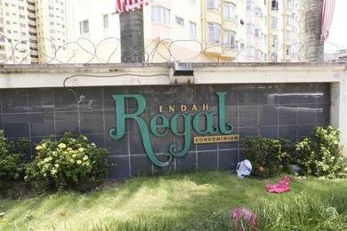 Endah Regal Condo Sri Petaling 1141sf 3Rooms FULLY FURNISHED POOL VIEW