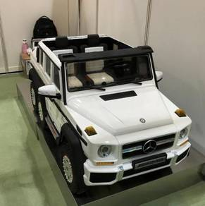 Mercedes G63 2 Seats Kids Electric Ride On Car Toy
