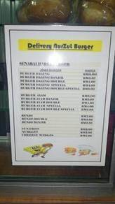 Delivery NurZul Burger