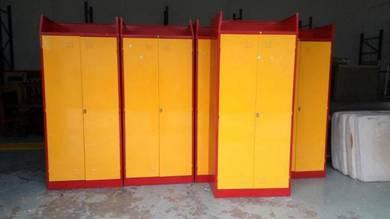 Locker Asrama 2 Pintu