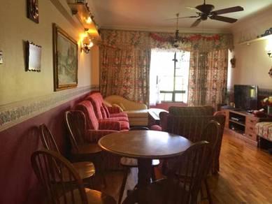 Mawar Apartment, Gohtong Jaya, Genting Highlands, Fully Furnished