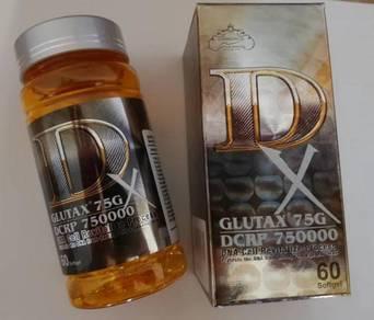 Glutax 75g dcrp 750000 softgel