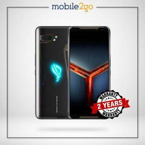 Asus ROG Phone 2 [128GB ROM/8GB RAM] Global ROM