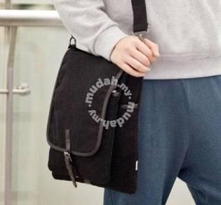 B6071 Black Stylish Multi-Purpose Porter Sling Bag