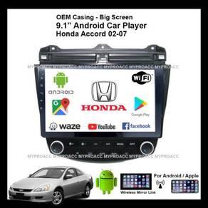 HONDA ACCORD android 8.0 player