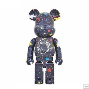 Billionaire Boys Club Bearbrick Starfield 1000%