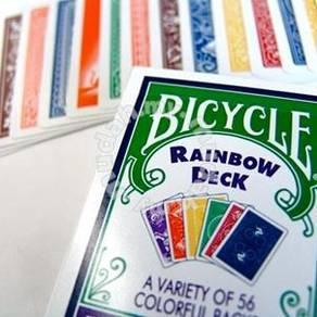 Bicycle Rainbow Deck