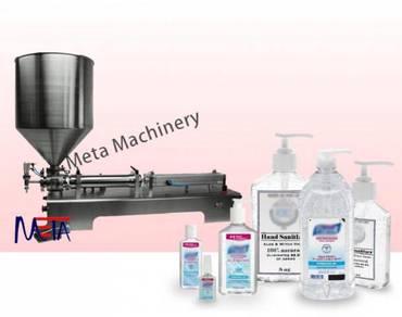 Sanitizer Gel Filling Machine Malaysia
