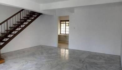 2 storey House Bandar Mahkota Cheras Good Condition Basic Unit
