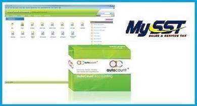 AutoCount Express Account (Accounting)