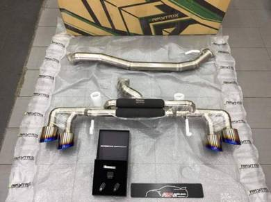 Armytrix Titanium Exhaust Nissan GTR R35 GTR35