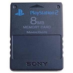 Mencari memory card PS2 8mb second