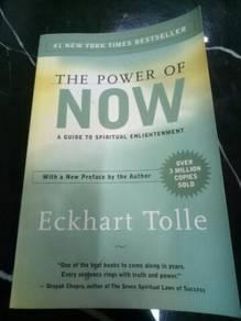 Buku motivasi bestseller the power of now