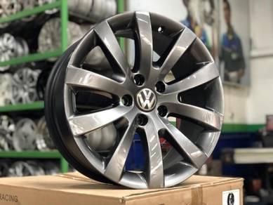 Ori 17 VW Scirocco rim Jetta Golf Passat Tiguan