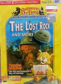 Between The Lions The Lost Rock And More DVD