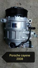 Porsche cayenne 08 Aircond Compressor New Denso