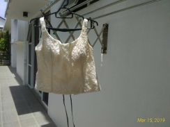 Bustier Blouse (new) by AXIOM