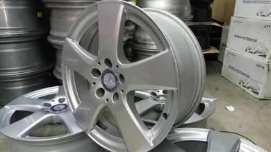 Used sport rim 17 inch mercedes w205 w204 w212