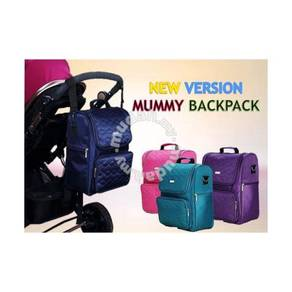 New version mummy backpack