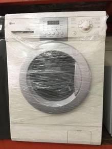 LG Front 7.5kg Washing Machine Load Mesin Basuh