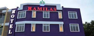 Hotel Hamilas (Shah Alam)