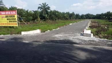 Tanah Panglima Holdings Cantik Di Jenjarom berSTATUS BANGUNAN