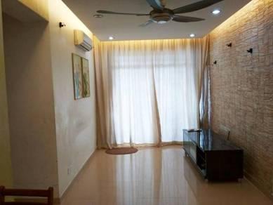 Damansara Sutera Fully Reno Mid Floor KL View Strategy Loc F/H KIP KL